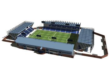 Kilmarnock Stadium (Rugby Park)