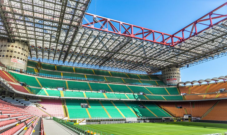 k 225 san siro milan - photo#11