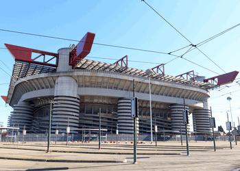 AC Milan & Inter Milan Stadium (San Siro)