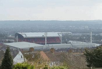 Crystal Palace FC Stadium (Selhurst Park)