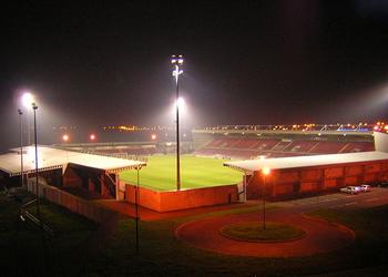 Northampton Town Stadium (Sixfields Stadium)