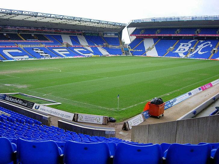 Birmingham City FC: St. Andrew's Stadium Guide   English Grounds   Football-Stadiums.co.uk