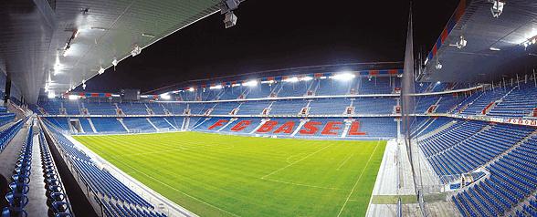 Fc basel 1893 st jakob park stadium guide swiss grounds for Lausanner fussballstadion