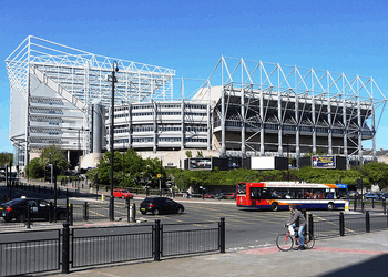 Newcastle United FC Stadium (St James' Park)