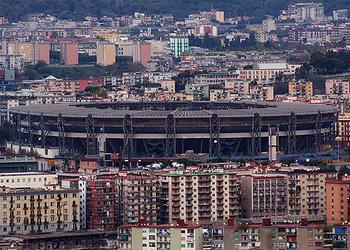 S.S.C. Napoli Stadium (Stadio San Paolo)