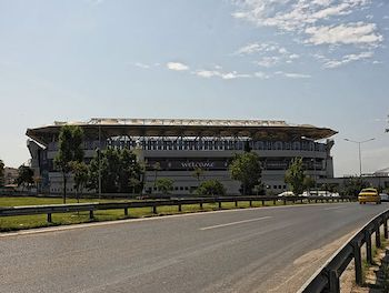 Fenerbahçe Stadium (Şükrü Saracoğlu Stadium)