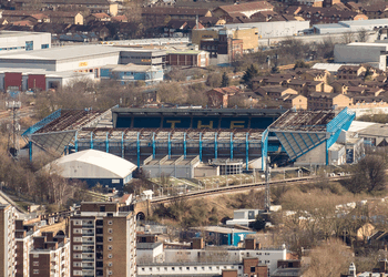 Millwall Stadium (The Den)