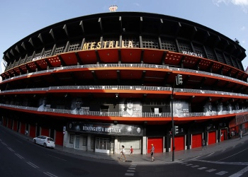 Valencia CF Stadium (The Mestalla)