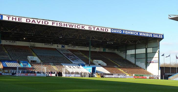 David Fishwick >> Burnley FC: Turf Moor Stadium Guide | English Grounds | Football-Stadiums.co.uk
