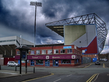 Burnley FC Stadium (Turf Moor)