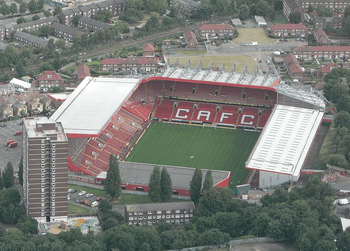 Charlton Athletic Stadium (The Valley)