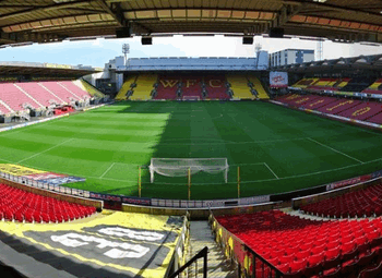 Watford FC Stadium (Vicarage Road)