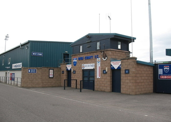 Ross County Stadium (Victoria Park)
