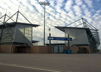 Colchester United Stadium (Weston Homes Community Stadium)
