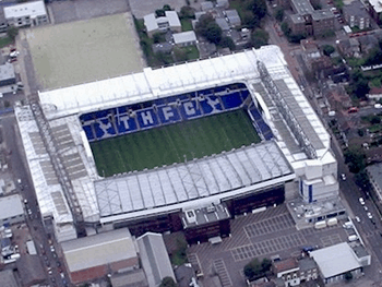 CLOSED Stadium (White Hart Lane)