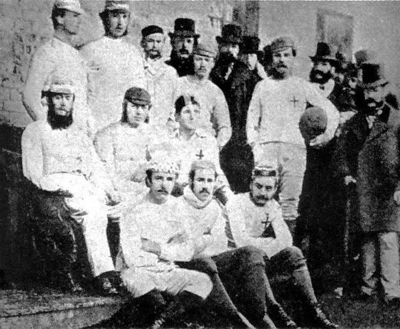 The Origins of the English Football Association | Football-Stadiums