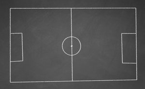 How Long Is A Football Pitch >> Football Pitch Dimension Rules Why Are Football Pitches