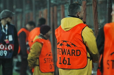 stadium stewards