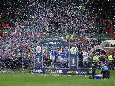 St Johnstone Win Scottish Cup 2014