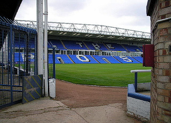 Peterborough United Stadium (Weston Homes London Road)