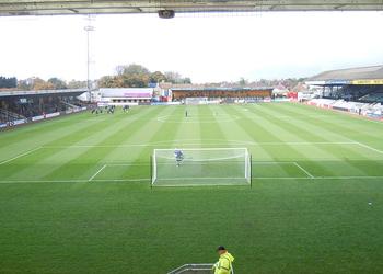 Cambridge United Stadium (Abbey Stadium)