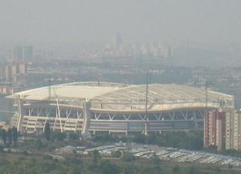 Galatasaray Stadium (Türk Telekom Stadium)