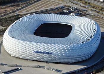 Bayern Munich / TSV 1860 München Stadium (Allianz Arena)