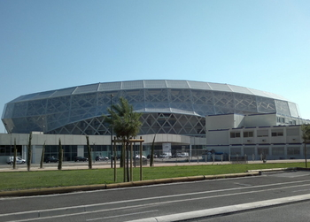 OGC Nice Stadium (Allianz Riviera)