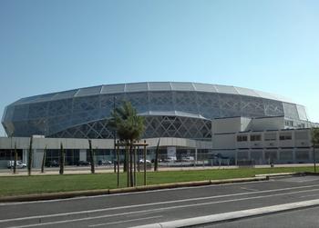 OGC Nice Stadium (Allianz Riviera)
