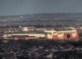 Liverpool FC Stadium (Anfield)