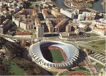 Real Sociedad Stadium (Anoeta Stadium)