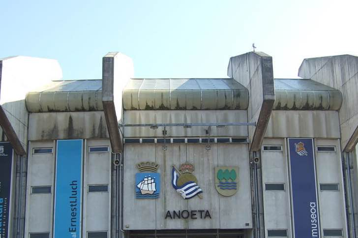 Real Sociedad Anoeta Stadium Guide Spanish Grounds