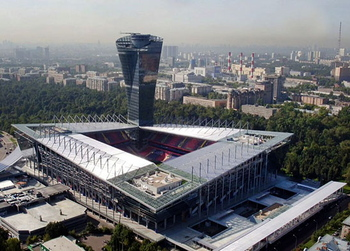 PFC CSKA Moscow Stadium (Arena CSKA)
