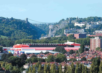 Bristol City Stadium (Ashton Gate)