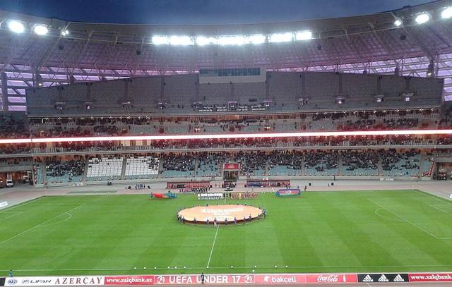 Qarabag Azerbaijan Baku National Olympic Stadium Azerbaijan