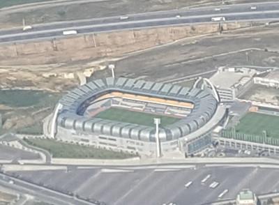 İstanbul Başakşehir F.K. Stadium (Başakşehir Fatih Terim Stadium)