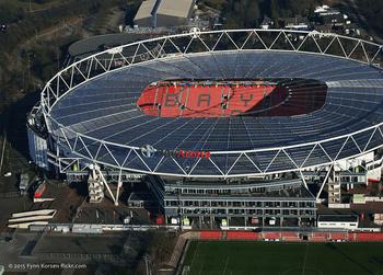 Bayer Leverkusen Stadium (BayArena)