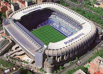 Real Madrid Stadium (Santiago Bernabéu)