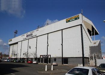 Grimsby Town Stadium (Blundell Park)