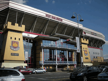CLOSED Stadium (The Boleyn)