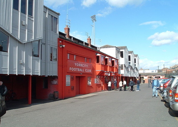 York City Stadium (Bootham Crescent)