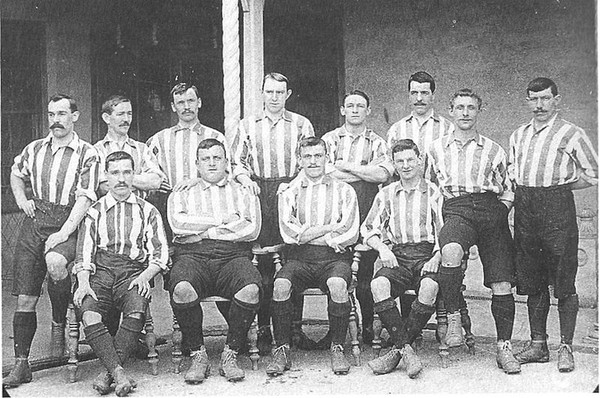 The First Football Team | First Ever Cambridge, Sheffield and