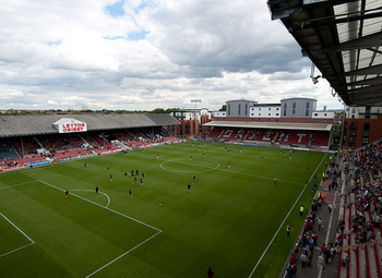 Leyton Orient Stadium (Brisbane Road)
