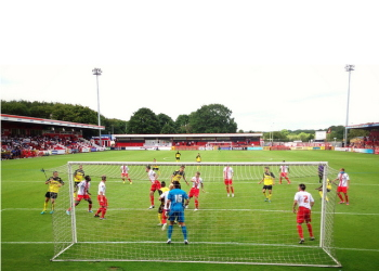 Stevenage Stadium (Broadhall Way)