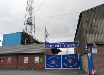 Carlisle United Stadium (Brunton Park)