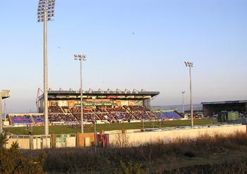 Inverness Caledonian Thistle Stadium (Caledonian Stadium)
