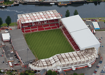 Nottingham Forest Stadium (The City Ground)