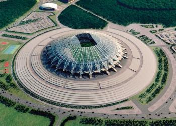 FC Krylia Sovetov Samara Stadium (Cosmos Arena)