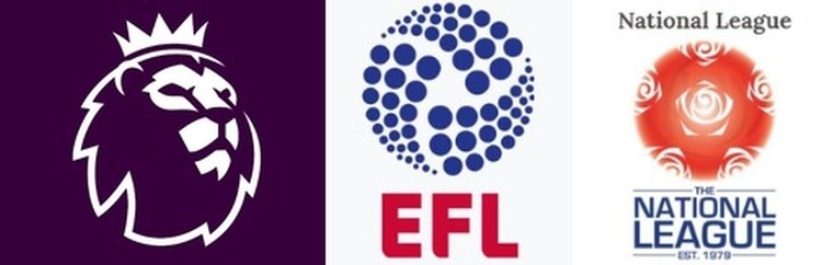 English Football Leagues