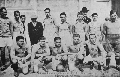 French Olympic Team 1924